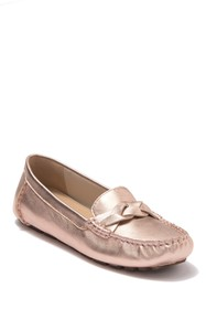Sperry Katherine Metallic Leather Loafer