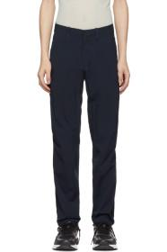Veilance Navy Convex Lt Trousers