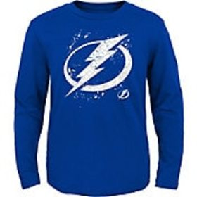 NHL Youth Tampa Bay Lightning Deconstructed Royal