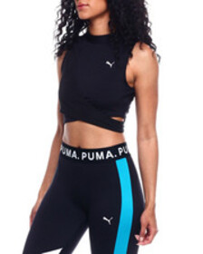 Puma chase all over print top crossover top