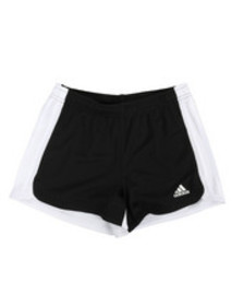 Adidas three striped blocked shorts (7-16)