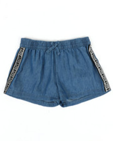 Delia's Girl shorts w/ logo taping (7-16)