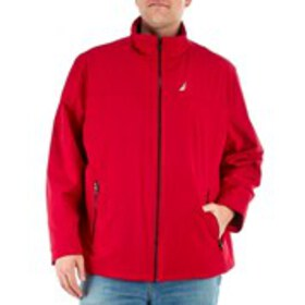 Big & Tall Stretch Polyfill Jacket