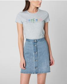 Juicy Couture Gothic Rainbow Juicy Tee