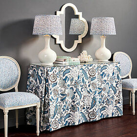 Lucinda Console Tablecloths