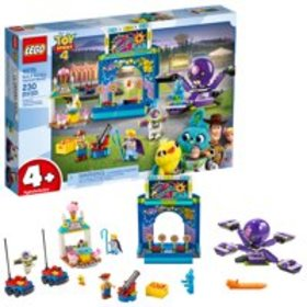LEGO 4+ Toy Story 4 Buzz & Woody's Carnival Mania!