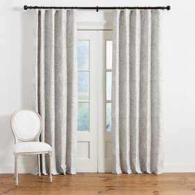 Mara Crewel Drapery Panel