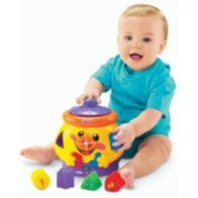 Fisher-Price Laugh & Learn Shapes And Numbers Cook