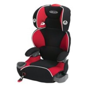 Affix Youth Booster Seat with Latch System, Atomic