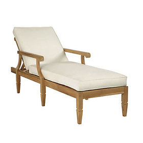 Madison Chaise with Cushions
