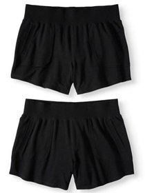 Women's Athleisure Terry Short 2-Pack