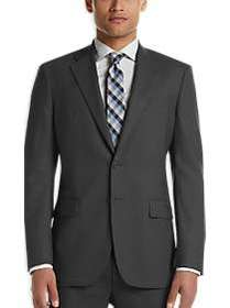 Joseph Abboud Freedom Charcoal Modern Fit Suit