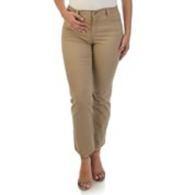 GLORIA VANDERBILT High Rise Straight Leg Jeans