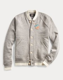Ralph Lauren Cotton-Wool Cardigan
