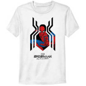 Young Mens Spider-Man Far From Home Movie T-Shirt