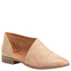 QUPID Womens Almond Toe d'Orsay Shoes