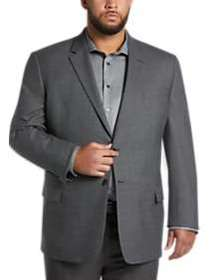 Joseph & Feiss Gold Executive Fit Sport Coat, Char