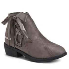 BEBE Bebe Girls Ribbon Bow Booties