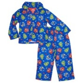 PJ MASKS Toddler Boys PJ Masks Button Down Pajama