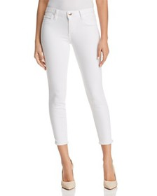Joe's Jeans - The Icon Mid-Rise Crop Skinny Jeans