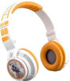 eKids - Star Wars B50 Wireless On-Ear Headphones -