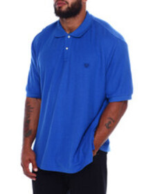 Chaps polo-short sleeve knit (b&t)