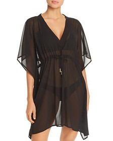 Echo - Solid Classic Butterfly Swim Cover-Up