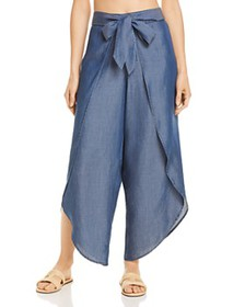 Tommy Bahama - Chambray Beach Swim Cover-Up Pants