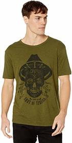 Lucky Brand Tequila Skull Graphic Tee