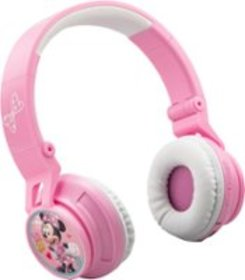 eKids - Disney Junior Minnie Wireless Headphones -