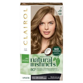 Clairol Natural Instincts Semi-Permanent Hair Colo