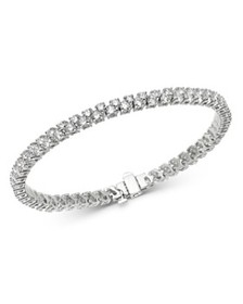 Bloomingdale's - Diamond Tennis Bracelet in 14K Wh