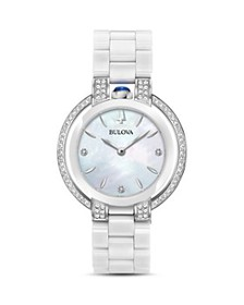Bulova - Rubaiyat Diamond Watch, 35mm