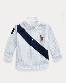 Ralph Lauren Cotton Oxford Rugby Shirt
