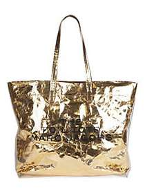 Marc Jacobs The Foil Tote GOLD