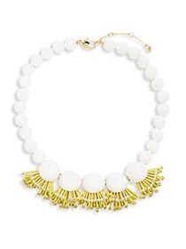Kate Spade New York Extra Extra Short Necklace LIL
