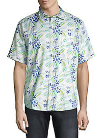Tommy Bahama Florence Flora Regular-Fit Button-Dow