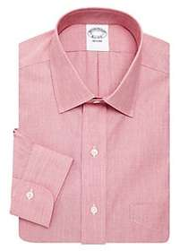 Brooks Brothers Classic-Fit Non-Iron Broadcloth Dr