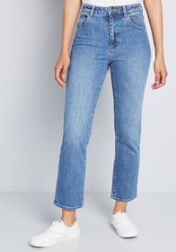 Rolla's Rolla's Sign of Style Straight-Leg Jeans L