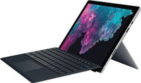 Microsoft - Surface Pro with Black Keyboard – 12.3