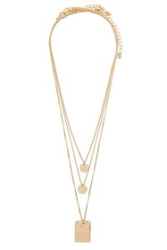 Forever21 Chain-Link Necklace Set