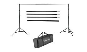 Kshioe 2*3M Photography Video Backdrop Support Sta