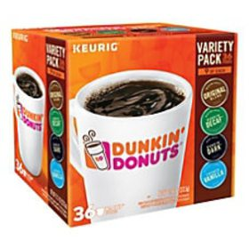 Dunkin Donuts Coffee K Cup Pods