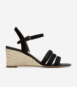 Cole Haan Jasmine Espadrille Wedge Sandal (60mm)