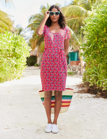 Boden Elspeth Jersey Dress