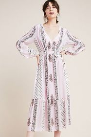 Anthropologie Marcel Wrap Dress