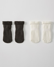 Hanna Andersson Best Ever First Socks 2 Pack in So
