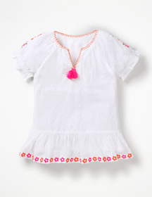 Boden Floaty Boho Top