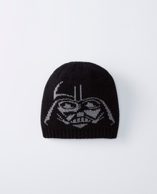 Hanna Andersson Star Wars™ Hat in Darth Vader Blac