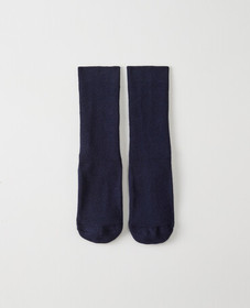 Hanna Andersson Soft And Sturdy Ribbies in Navy -